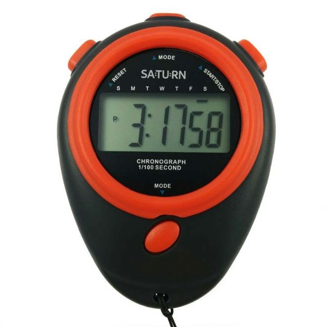 Saturn Viking 2 Stopwatch / Large 12mm Digits